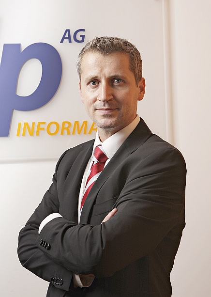 Stephan Berner, Managing Director of Help AG