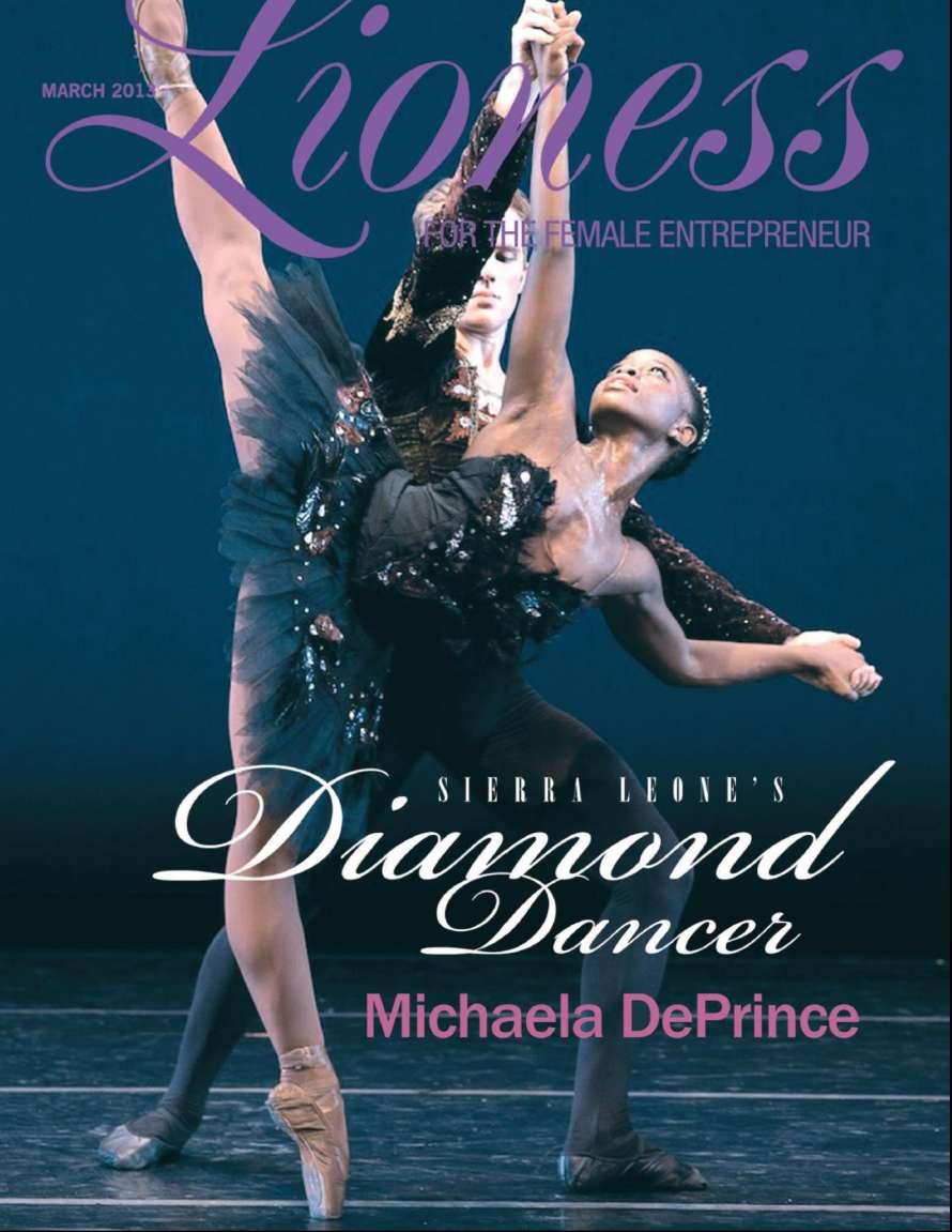 Lioness Magazine - March 2013