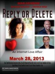 Reply or Delete