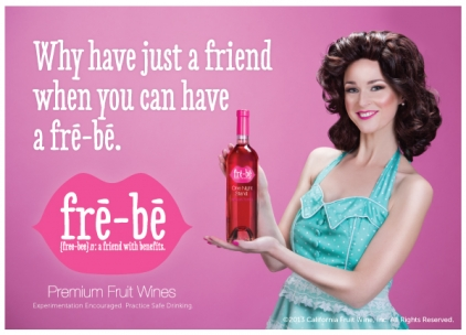 FRE BE Wine Why Have Just A Friend