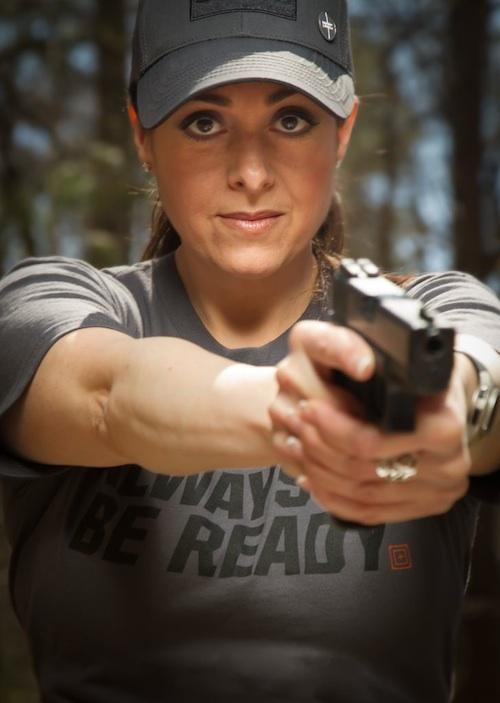Nikki Turpeaux. Photo courtesy of Jerry King