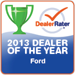 Bozard Ford Ranked #1 Ford Dealer