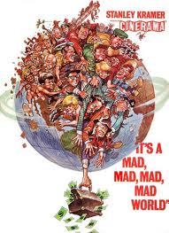 Mad Mad Mad World Original Film Poster