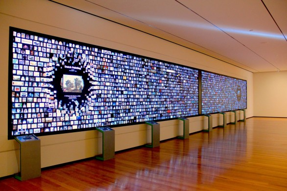 Christie MicroTiles at Cleveland Museum of Art