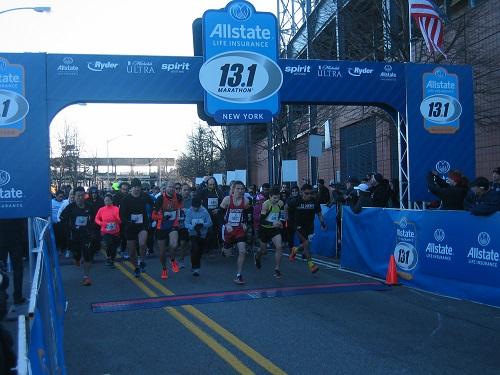The AllstateLife Insurance(SM)New York 13.1 Marathon®