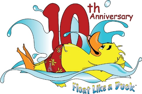 10th annual Float Like a Duck presented by Paragon Pools Las Vegas