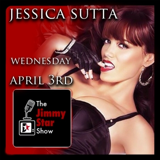 Jessica Sutta on The Jimmy Star Show.