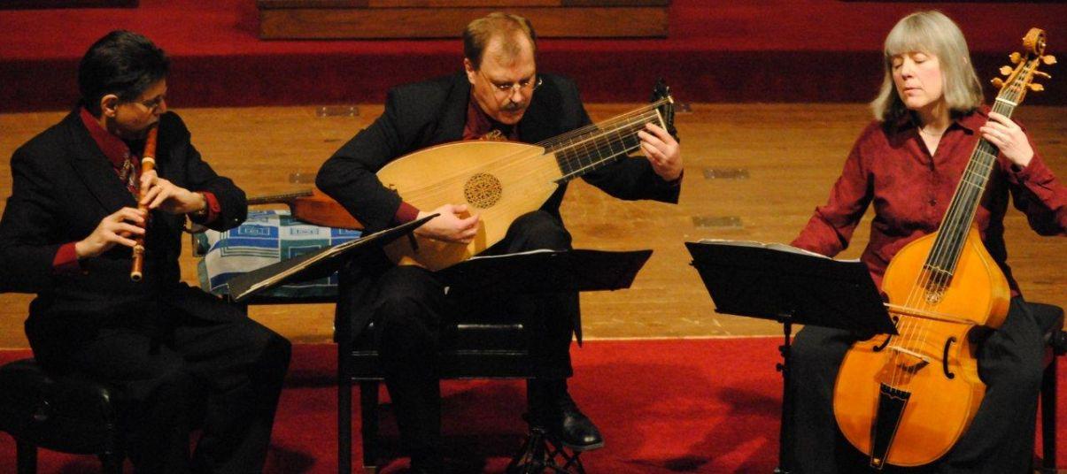 Ensemble Chaconne (Peter H. Bloom, Carol Lewis, Olav Chris Henriksen)