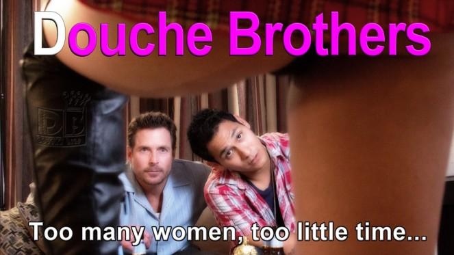 Douche Bros Poster