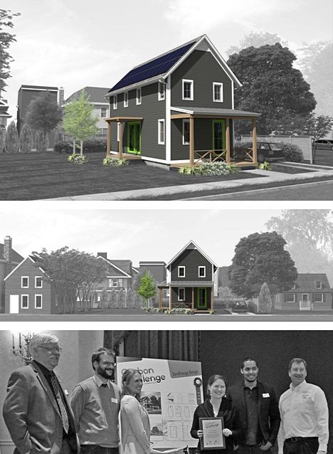 Carbon Challenge Winner ZeroEnergy Design