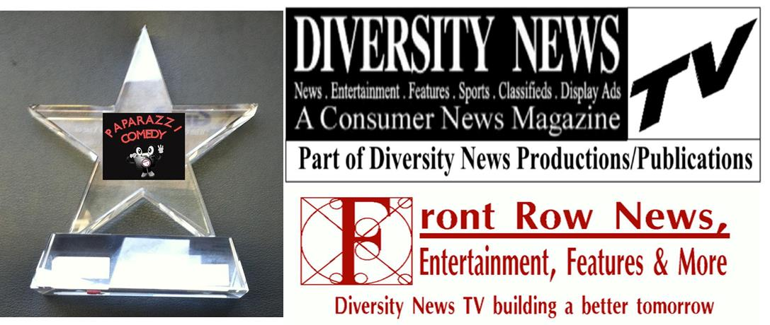 Preview of the award at at 3rd Annual Paparazzi Comedy Awards