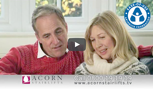 Stairlifts By Acorn Are Installed Around The World Every 12 Minutes