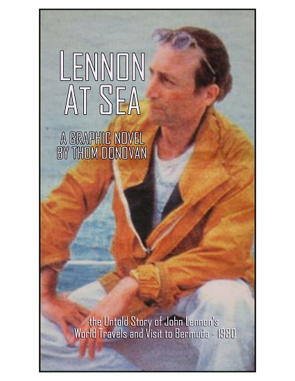 'Lennon at Sea' by Thom Donovan