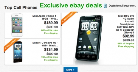 Check out the latest ebay deals and promotions to get ebay coupon codes!