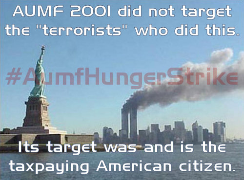 Post 9/11 Authorization for Use of Military Force ... On YOU
