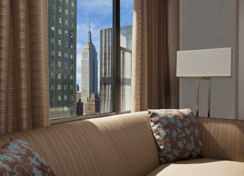 Premium Corner King Room at the Westin New York Grand Central
