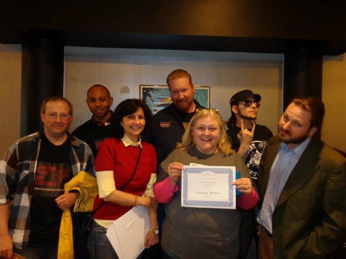 Shotgun Mythos Wins Honors at DC Web Series Festival