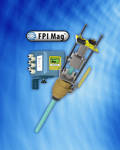 McCrometer's FPI Electromagnetic Flow Meter with Advanced Filtering Algorithm
