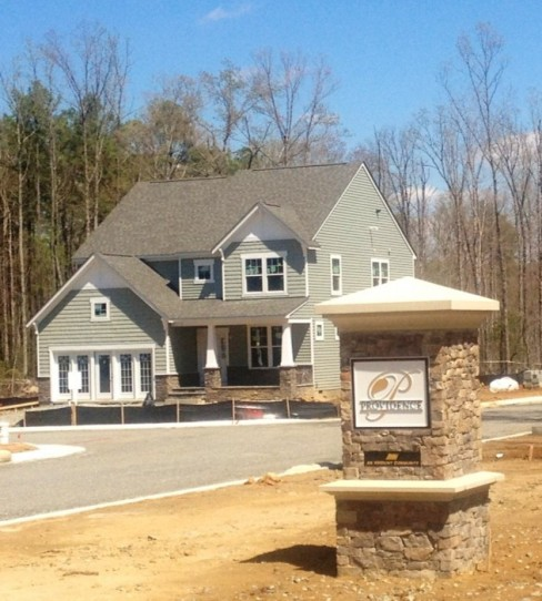 New Construction Homes Model: HHHunt Introduces New Master-Planned Community In Hanover