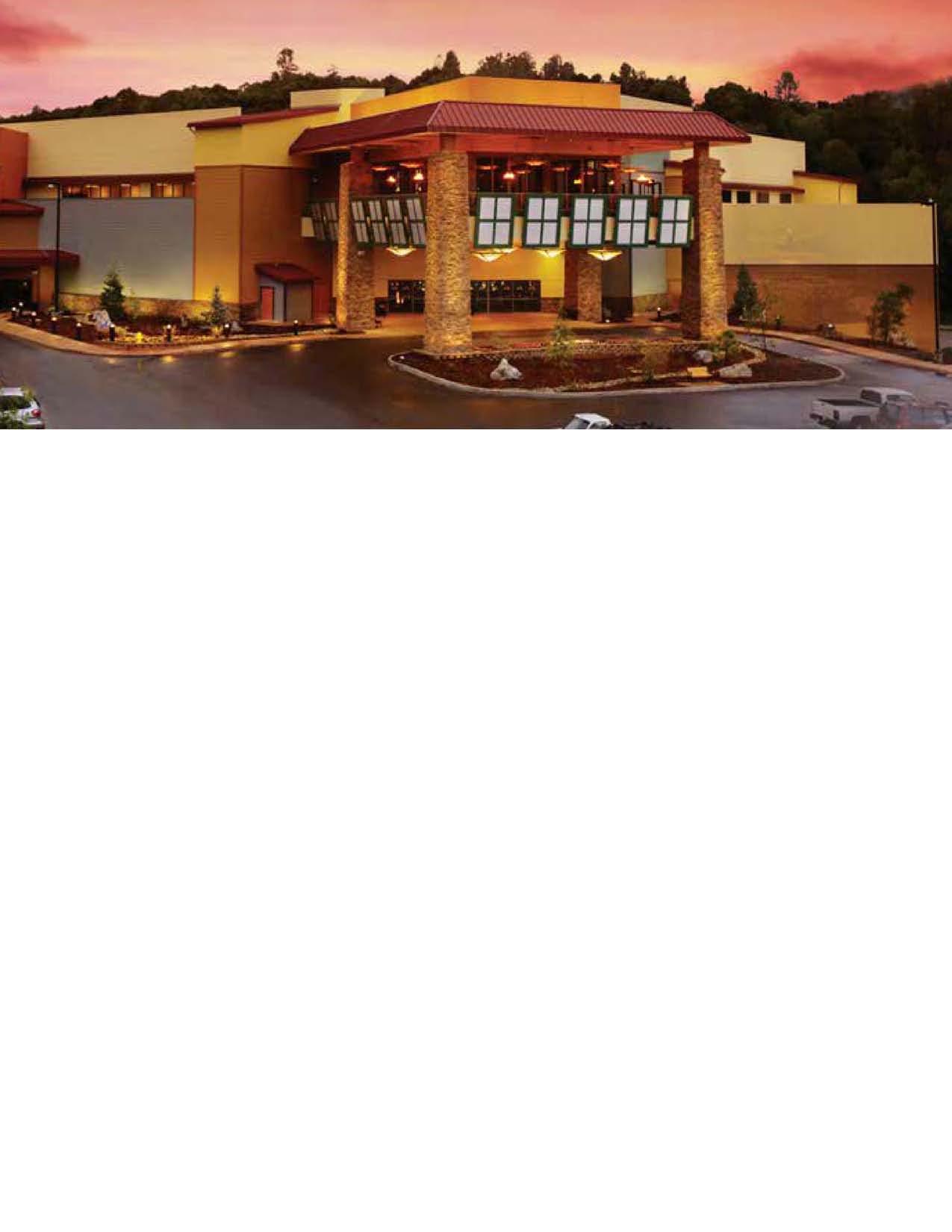 Black Oak Casino Site of 2013 KWCUSA