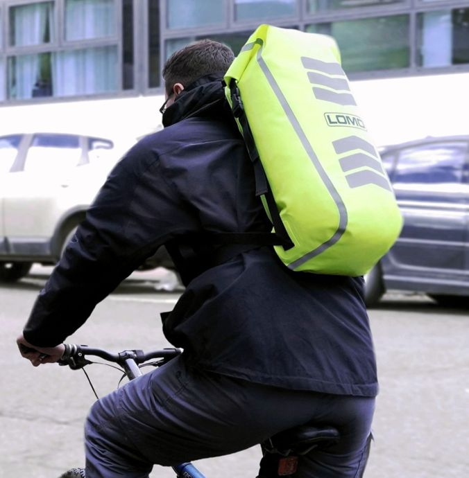 High Visibility Cycling Backpack