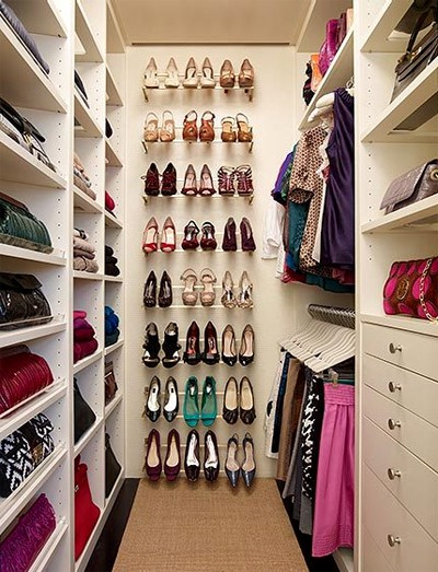 Creative Ideas For Storing Shoes In Your Closet
