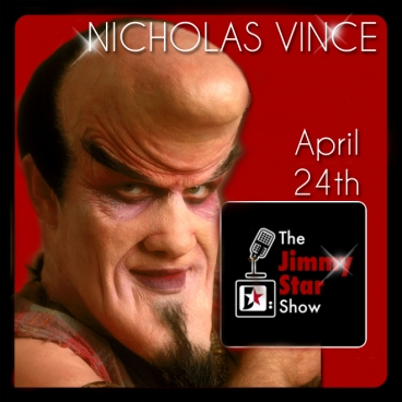 Nicholas Vince on The Jimmy Star Show