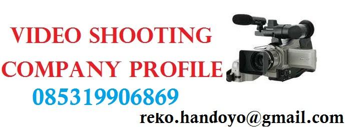 VIDEO SHOOTING COMPANY PROFILE