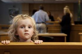 Save Child For Custody