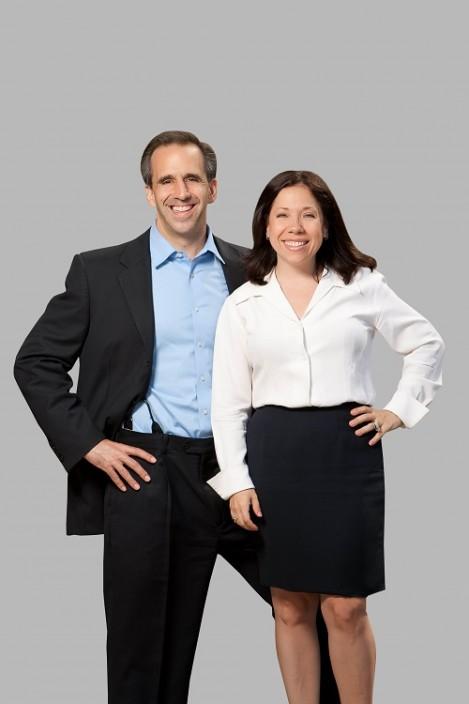 Mark and Alexis Breyer