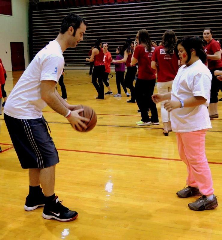 Boston University's Autism Speaks and Special Olympics Sports Clinic