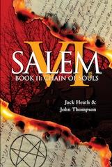 Salem VI Book II Chain of Souls Cover