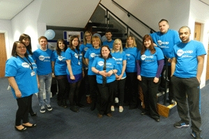 Opus Energy launch Mencap fundraising week