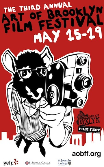 2013 Art of Brooklyn Film Festival Poster