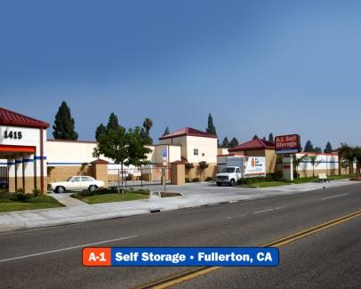 A-1 Self Storage Fullerton
