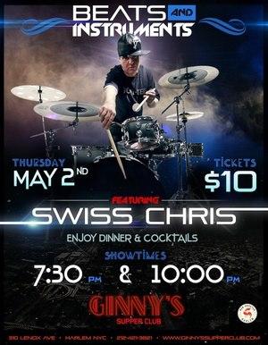 Swiss Chris - Music Director