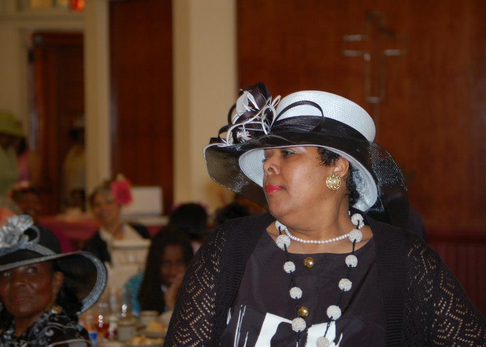 """Hat Promenade"" Celebrates Black Church Tradition At Mother Bethel's Annual Tea"