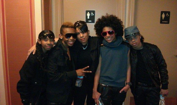 Of prodigy of the group mindless behavior addresses touches youth