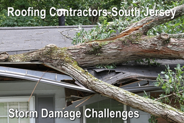 Charming Roofing Contractors South Jersey Storm Damage Chal