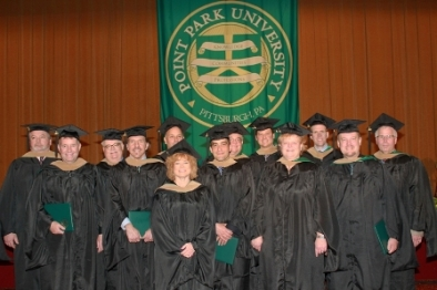 GAI's second on-site MBA class graduates from Point Park University