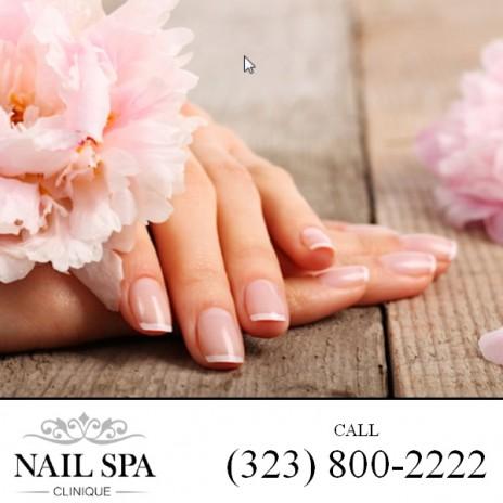 Nail Spa Clinique