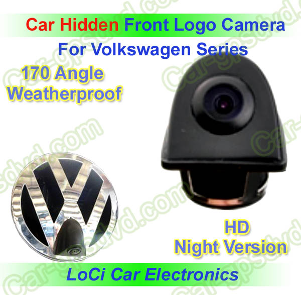 Waterproof-front-view-Logo-car-camera-HD-for-VW-Vo