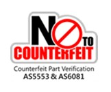 Counterfeit Part Verification Aerospace AS5553 & AS6081 Standards