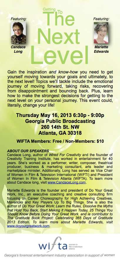 WIFTA 2013 GettingToTheNextLevel Program Flyer (web)