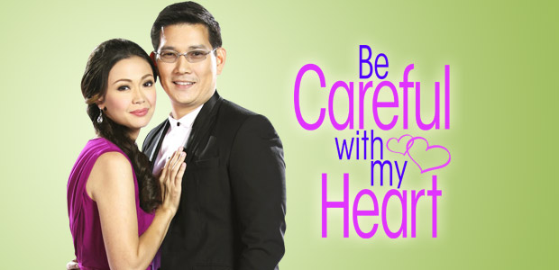 Be Careful with My Heart stars bring kilig moments to first Global