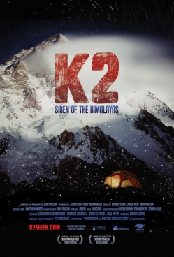 Official K2 Siren Movie Poster