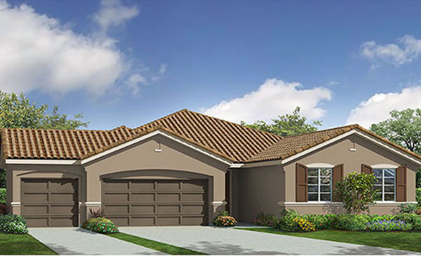 Lennar's Aliante in Indio
