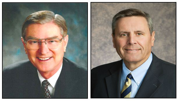 Attorneys David Udall and Stephen West