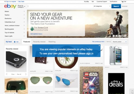 Shop on ebay with these ebay promo codes to save in August 2013!
