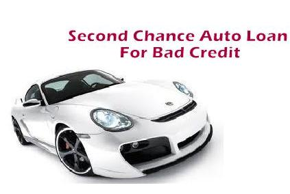 Second Chance Auto >> Second Chance Car Loans In Usa Where To Get A Car Loan With